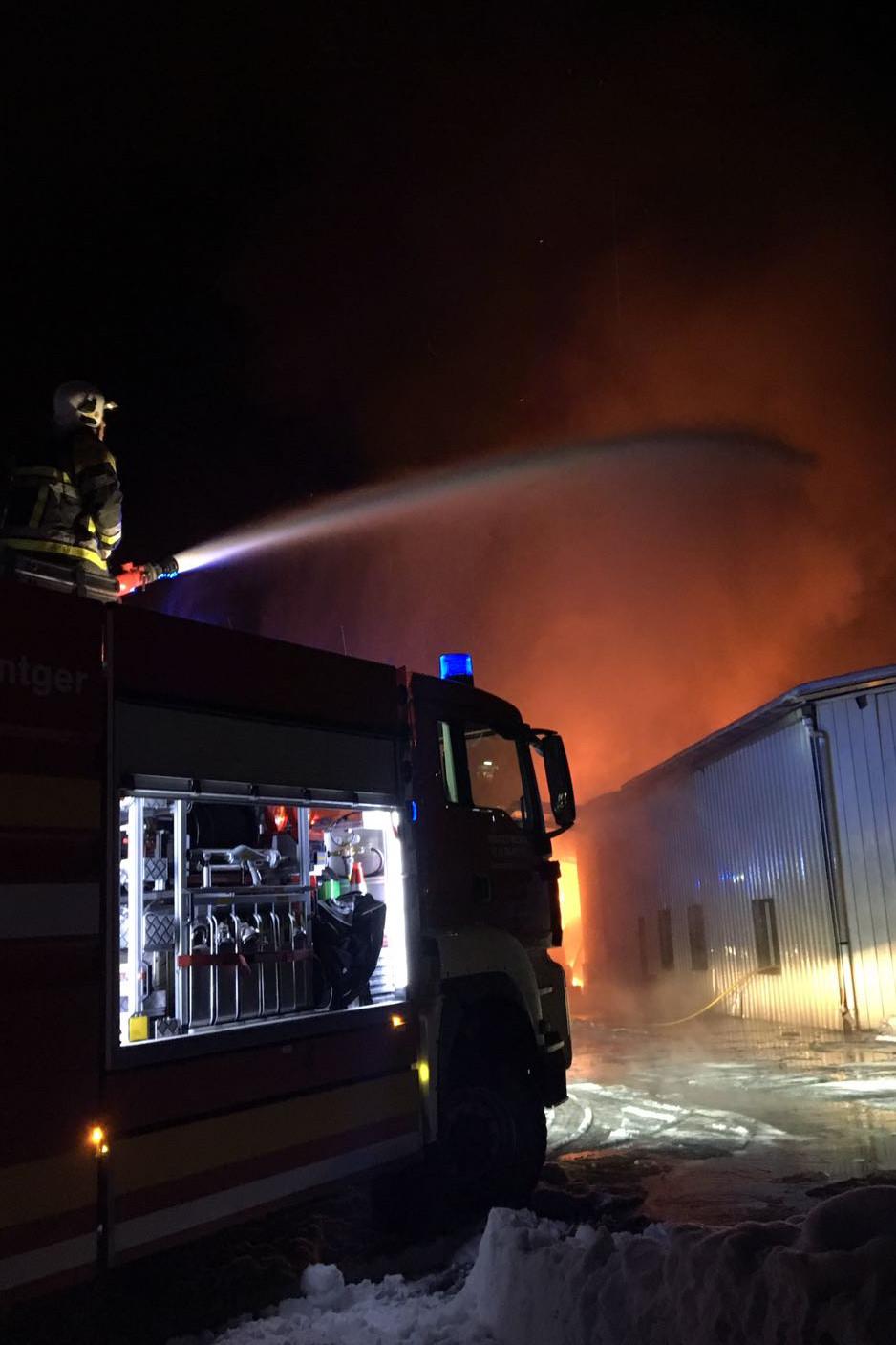 Schreinereien In Luxemburg schreinerei in luxemburg in vollbrand saar mosel