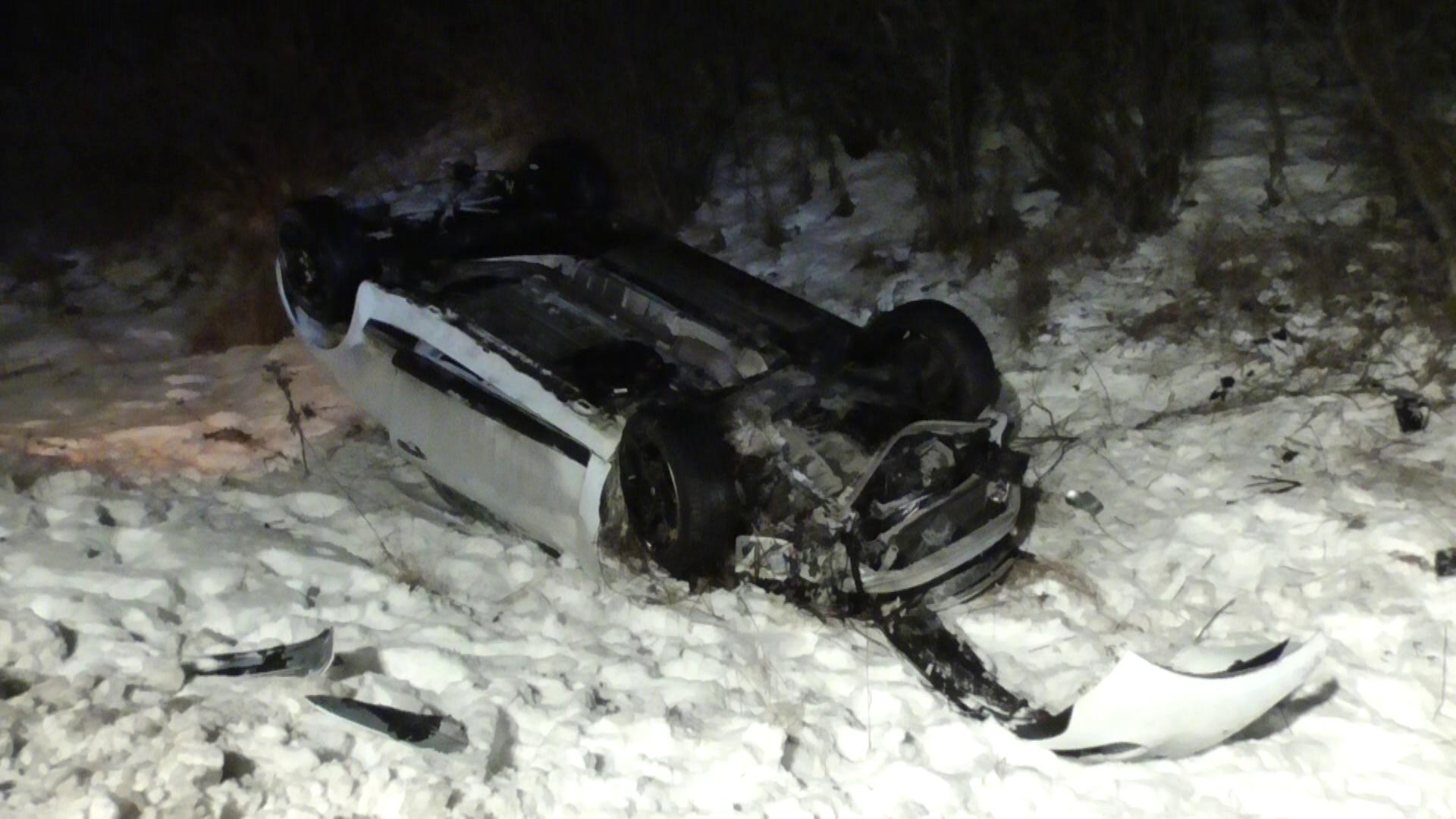 Fehler beim Überholen, zwei Leichtverletzte auf der A 1 bei Hermeskeil