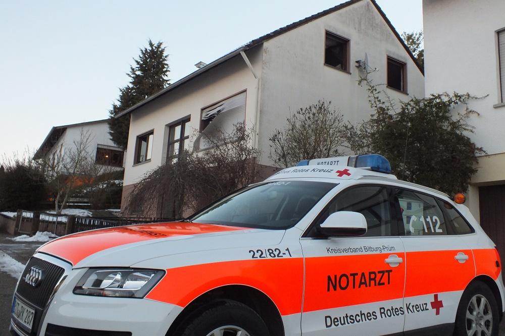 Zwei Tote im Wohnhaus in Welschbillig.
