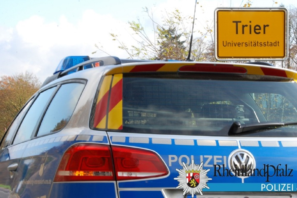 Photo of Brandstifter in Trier auf frischer Tat ertappt