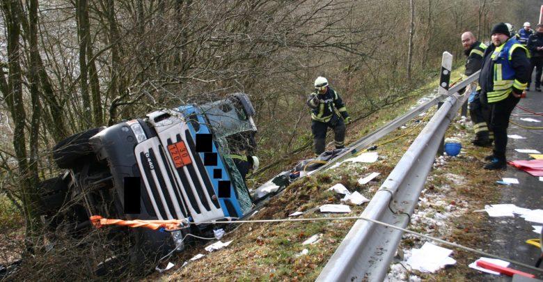 Prüm Aktuell Unfall