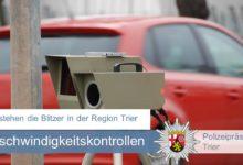 Photo of Geschwindigkeitskontrollen in der Region Trier – 20. Kalenderwoche