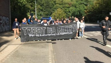 Photo of Fußball Demo in Trier
