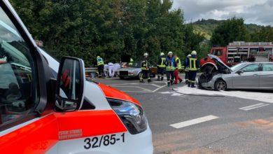 Photo of Verkehrsunfall: PKW-Fahrer schwer verletzt bei Enkirch