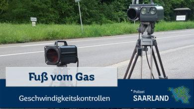 Photo of Geschwindigkeitskontrollen im Saarland