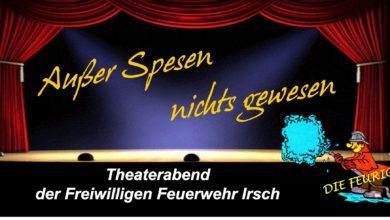 Photo of Theaterabend der Feuerwehr Irsch am 11.01.2020