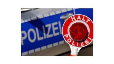 Photo of Polizei Zell sucht Zeugen nach einer Verfolgungsfahrt