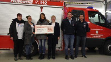 Photo of Hilfe für Tim aus Onsdorf ungebrochen – Förderverein der Freiwilligen Feuerwehr Oberbillig und Weihnachtsmarktteam spendet 500 Euro.