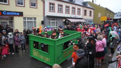 Photo of Mit dem Freudenburger Karnevals Klub rund um die Welt.