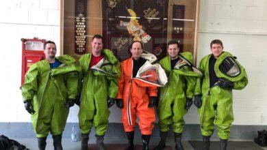 Photo of CSA – Ausbildung bei der Freiwilligen Feuerwehr Nittel erfolgreich abgeschlossen.