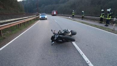 Photo of Tödlicher Motorradunfall auf der B51 bei Taben-Rodt