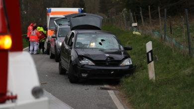 Photo of Unfall auf der K112 zwischen Tawern und Mannebach