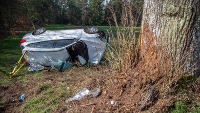 Photo of Schwerer Unfall auf der L131 bei Trassem