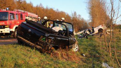 Photo of Schwerer Unfall auf der B268 bei Steinbachweier