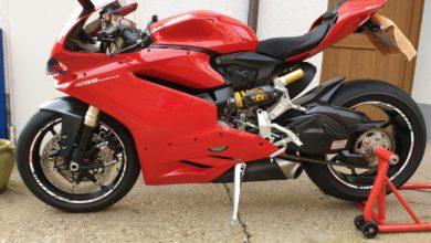 Photo of Schneller Ermittlungserfolg der Polizei bzgl. des gestohlenen Ducati Motorrades.