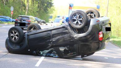 Photo of Schwerer Unfall auf der B268 bei Greimerath
