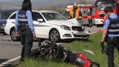 Photo of Tödlicher Verkehrsunfall auf der B 268 bei Pellingen.