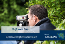 Photo of Geschwindigkeitskontrollen im Saarland/Ankündigung der Kontrollörtlichkeiten und -zeiten