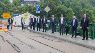 Photo of Europatag – Den hatte man sich in der Grenzregion anders vorgestellt./Video