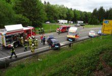 Photo of Verkehrsunfall mit schwerverletzter Person