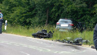 Photo of Tödlicher Motorradunfall  bei Tawern.