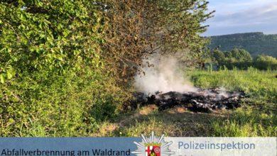 Photo of Verdacht des Unerlaubten Umgangs mit Abfällen
