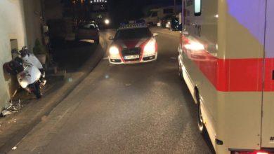 Photo of Roller kollidiert mit Hauswand in Wincheringen – Fahrer schwer verletzt