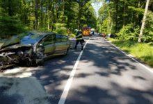 Photo of Verkehrsunfall  mit mehreren Fahrzeugen in Luxemburg