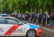 Photo of Protestkundgebung vor der amerikanischen Botschaft verlief friedlich.