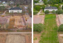 Photo of Beton weicht Grün – Auf dem ehemaligen Kasernengelände entsteht ein parkähnlicher Streifen