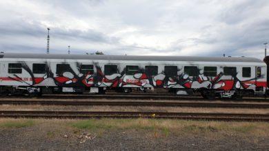 Photo of Graffiti-Sprüher nach Flucht festgenommen