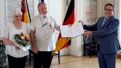 Photo of Hans Muth aus Lampaden erhielt die Ehrenmedaille des Landes-Rheinland-Pfalz