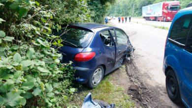 Photo of Verkehrsunfall mit zwei leicht Verletzten – Hoher Sachschaden