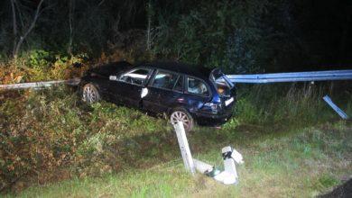 Photo of Verkehrsunfall unter Einfluss von Alkohol