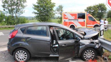 Photo of Verkehrsunfall mit vier Leichtverletzten