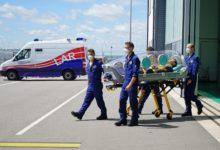 Photo of Überwältigende Hilfsbereitschaft: LAR stellt spendenfinanziertes EpiShuttle für Helikopter und zwei neue Isolationstragen für Ambulanzjets vor.