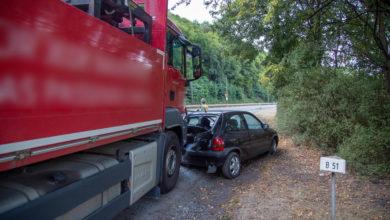 Photo of Unfall auf der B51 bei Taben-Rodt