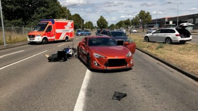 Photo of Verkehrsunfall mit vier verletzten Personen