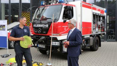 Photo of Zusätzliche 6,5 Millionen Euro für Einsatz bei Extremwetter – Neue Fahrzeuge für die Feuerwehren.