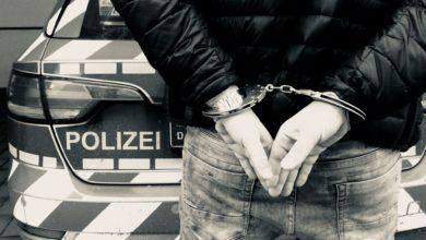 Photo of 6-fach gesuchter Mann an Bundespolizei Trier überstellt