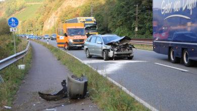 Photo of Unfall auf der B51 bei Serrig