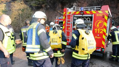Photo of Waldbrand Taben-Rodt erfordert erneuten Feuerwehreinsatz am heutigen Samstag.