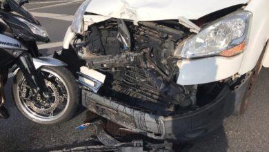 Photo of Drei verletzte Verkehrsteilnehmer am Sonntag
