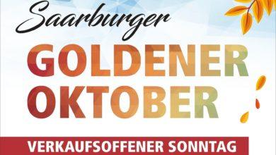 Photo of Saarburger Goldener Oktober 2020 – Verkaufsoffener Sonntag in Saarburg