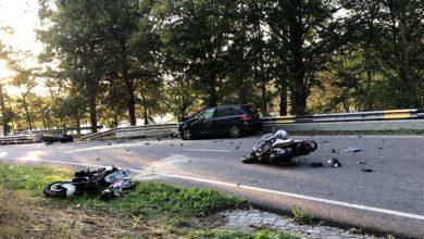 Photo of Tödlicher Verkehrsunfall auf der N27 zwischen Lultzhausen und Esch-Sauer (05.09.2020)