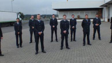 Photo of Bundespolizeiinspektion Trier bekommt Zuwachs Eine neue Kollegin und zehn neue Kollegen am Flughafen Hahn begrüßt