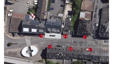 Photo of Sperrung eines Fahrstreifens und beidseitiges Parkverbot in der Granastraße