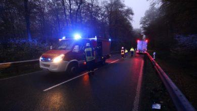 Photo of LKW Unfall sorgt für Stau auf der B419 bei Palzem