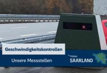 Photo of Geschwindigkeitskontrollen im Saarland/Ankündigung der Kontrollörtlichkeiten 3.KW 2021