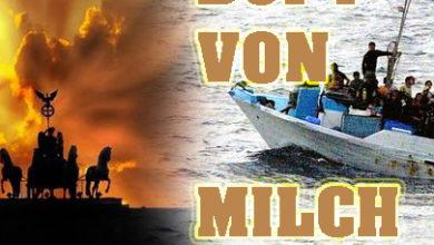 Photo of Neuer Thriller von Hans Muth -Der Duft von Milch und Honig-